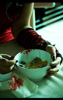 My Emo Breakfast. by Rebechan