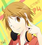 P4 - Hanamura Yousuke