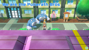 The Poliwrath Bros.