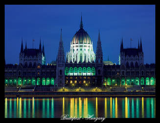 Parliament Building, Budapest by hungarians