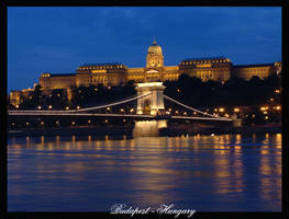 Royal Palace, Budapest by hungarians