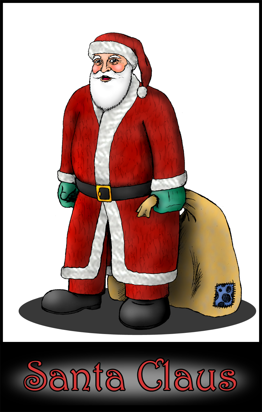 Santa Claus By 94cape69 On Deviantart