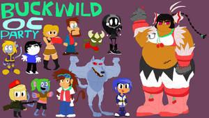 Buckwild OC Party by Bandicooty