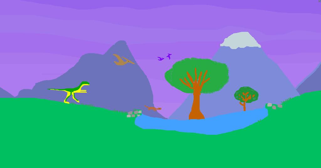 Dino run 2 by Shantifiy
