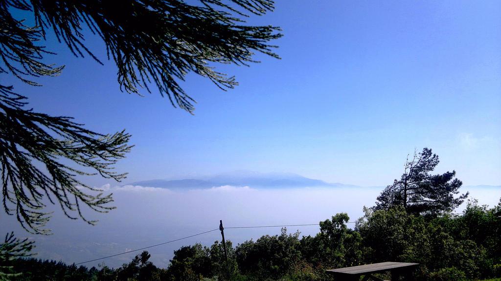 Hermon mountain. by Shantifiy