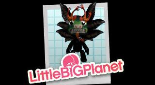 LittleBigPlanet Aku Sackboy by midnightheist