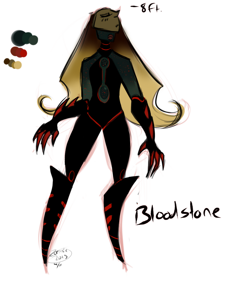 Bloodstone by Zormie