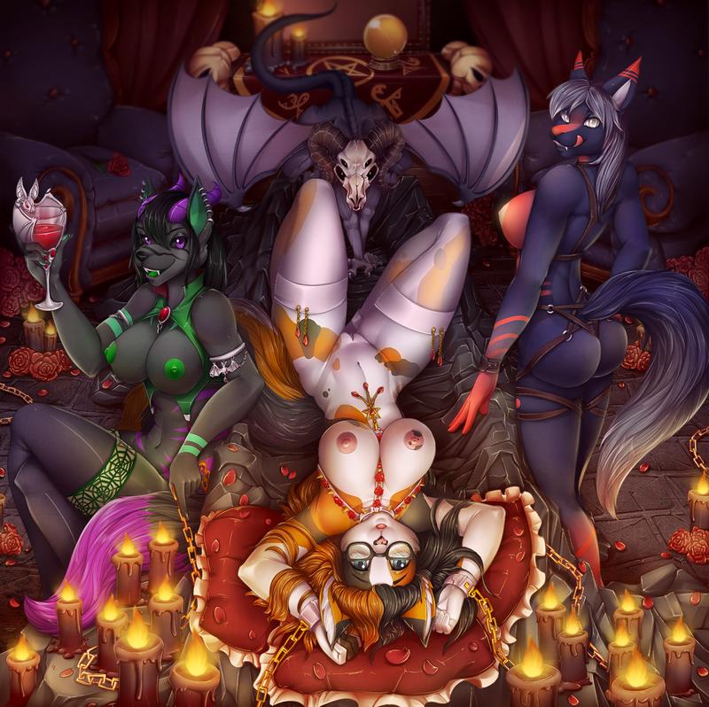 Demons by Knightdd