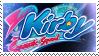 Kirby Squeak Squad -Stamp- by Rhylem