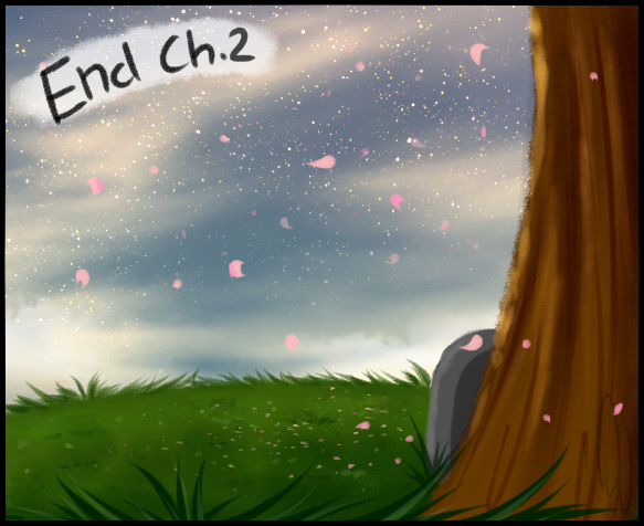 Ch. 2 :Ending Title Card: -SoA- by Rhylem
