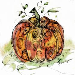 Pumpkin King (Jack'o'tober Challenge)