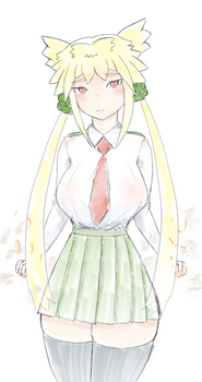 Bakugo girl - Genderbender 2