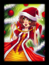 Merry Christmas 2010 by Lojanic