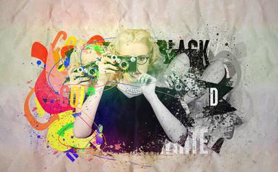 Color vs. Black and White
