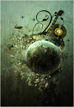 Music is Rotting The World