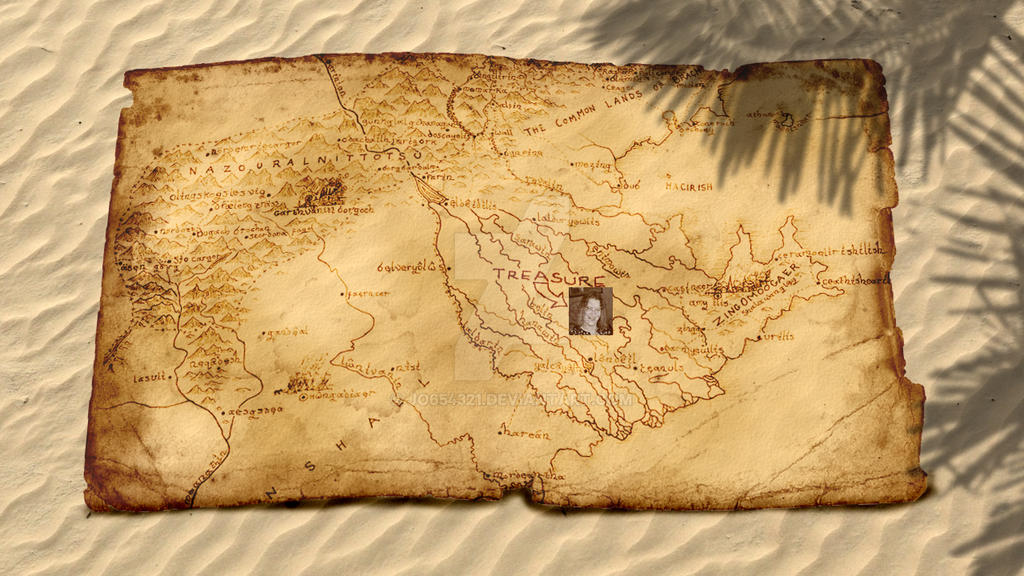 pirate treasure map template 1 by jo654321 on deviantart