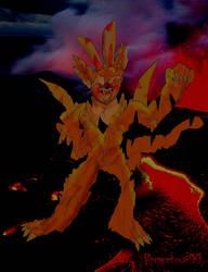 Mutant demon tiger