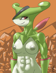 A Fit Virizion Appeared by Virate-Chip