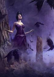 Mistress Crow