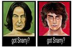 Got Snarry?