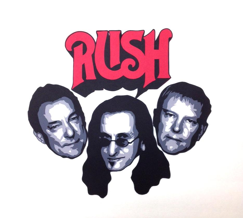Rush Paper Cut by tripperfunster