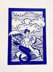Butch Mermaid