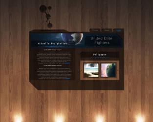 UEF-Homepage by Sanctus1991