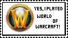 World Of Warcraft Stamp by ItsCrazyConnor