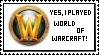 World Of Warcraft Stamp by ItsCrazyConnor