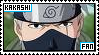 Kakashi Stamp by ItsCrazyConnor