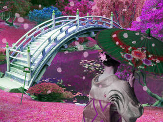 A Geisha's Fantasy by Queen-of-the-Saps