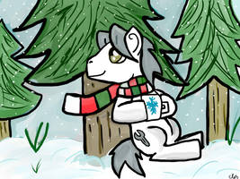 Winter by izze-bee