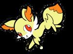 Fennekin Generation 6 Pokemon