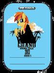 Grand Brony Gala Badge