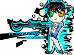 Alexander Kazama by izze-bee