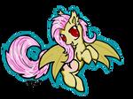 Flutterbat (Spoilers) by izze-bee