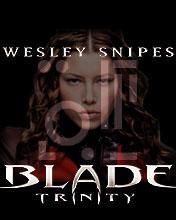Blade Trinity by KieserSoze
