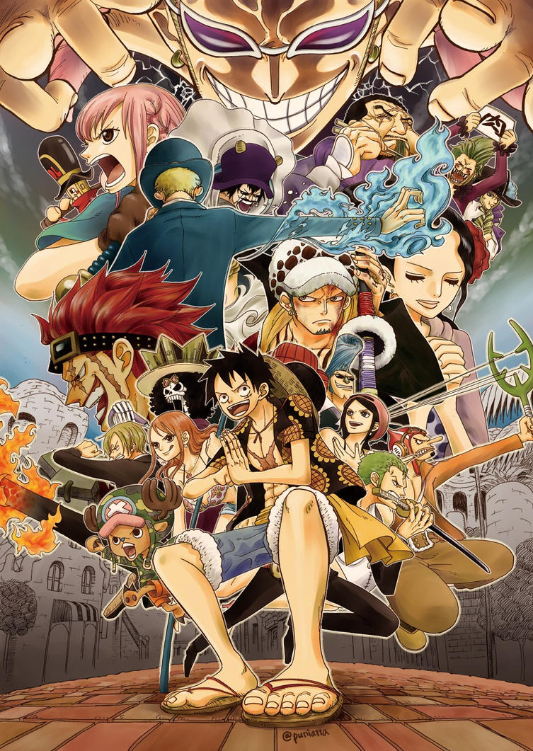Wallpaper One Piece Iphone 7 The Best Hd Wallpaper