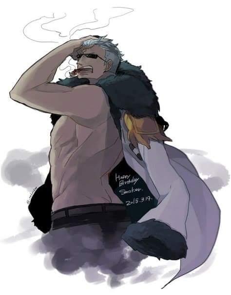 Pervert~ Smoker x Reader *Oneshot?* by PirateQueenD on DeviantArt