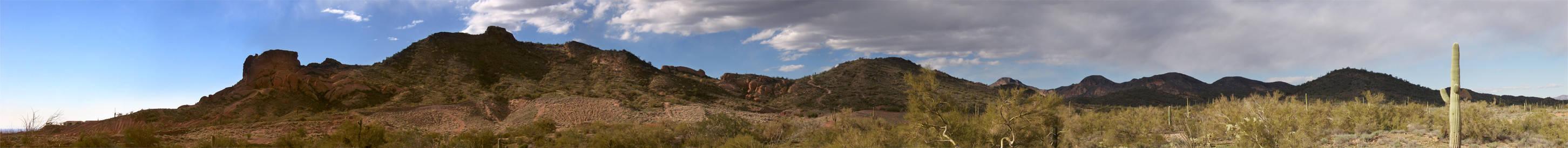 Apache Junction ATV Hill