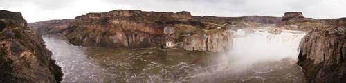 Shoshone Falls by eRality