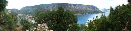 Montenegro Inlet by eRality