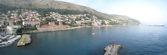 Dubrovnik Port 1 by eRality