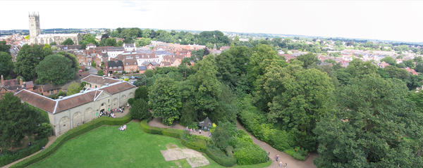 English Townscape 2 by eRality