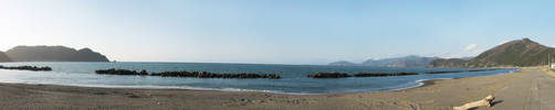Beach in Mihama by eRality