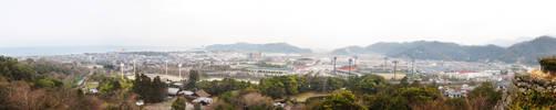 Hikone Castle by eRality