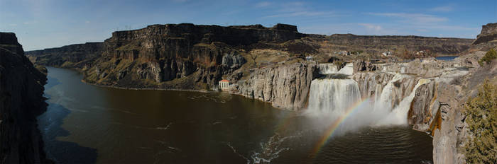 Shoshone Falls 3 2010-04-10 by eRality