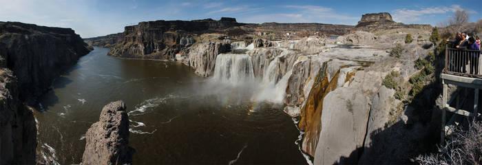 Shoshone Falls 2 2010-04-10 by eRality