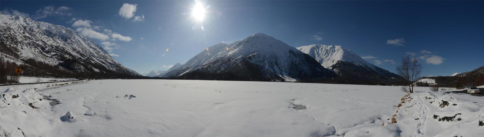 Tern Lake 2011-04-06 by eRality
