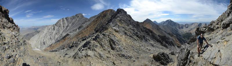 Mount Borah 1 2011-08-27 by eRality